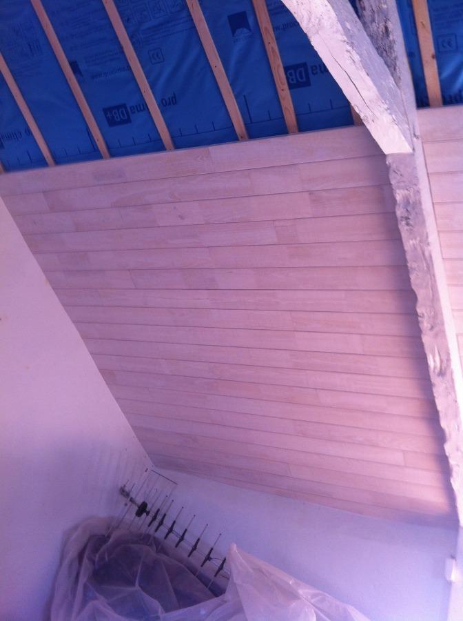 isolation toiture ancienne sarzeau. Black Bedroom Furniture Sets. Home Design Ideas