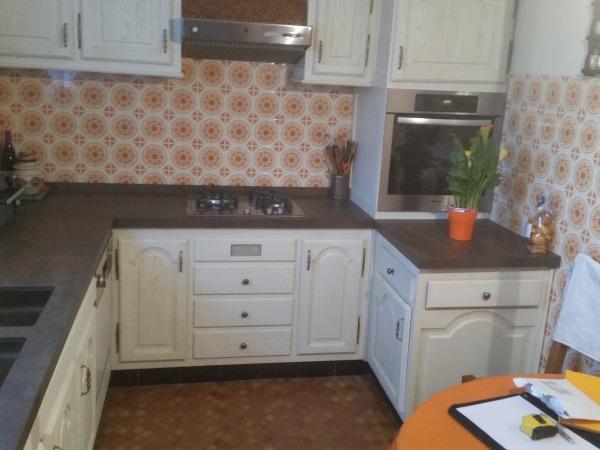 R novation cuisine - Renovation cuisine en chene ...